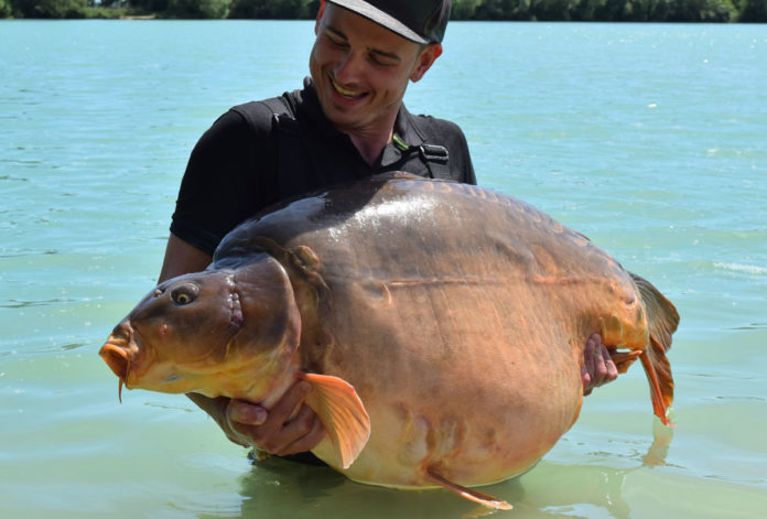 37,6 kilogramů pro Berta Schreurse