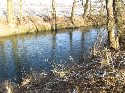 Okolí řek a rybníků