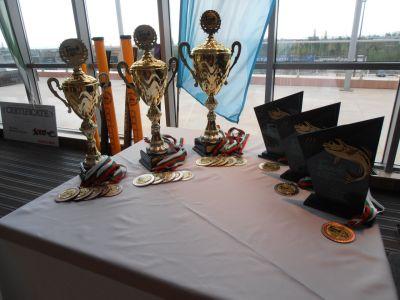 Oficiální tréninkový závod na Mistrovství světa v přívlači ze břehu v Bulharsku 2014 - Trout union Cup Bulgaria