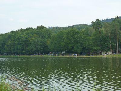 Podzimní závody 2014 - Luhačovická přehrada
