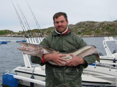 Vaše úlovky - mořské  fish