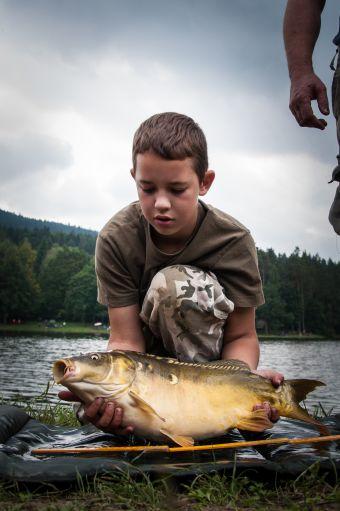 Podzimní závody mládeže 2014 - Luhačovická přehrada