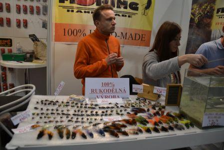 Výstava For Fishing 2015