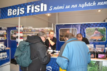 Výstava For Fishing 2015