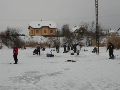 Závod vlovu na dírkách - Díra cup  2010