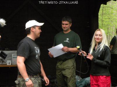 5 ročník závodu Bělský kapr
