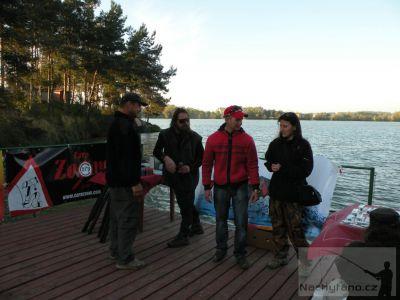 Dorádo cup - 2.ročník přívlačových závodů na pískovně Roudnice