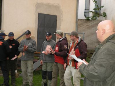 Závěrečné kolo Extraligy vpřívlači - Jizera 2010