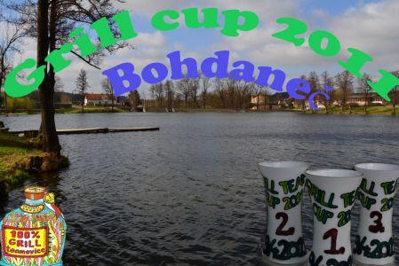 Grill Team Cup - Bohdaneč  9.4.2011