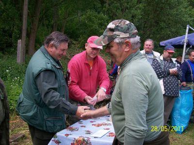 Rybářské závody - Dolní Cetno 2011