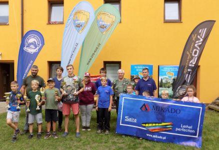 Mezinárodní mistrovství České republiky juniorů LRU přívlač 2018