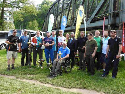 Mistrovství ČR handicapovaných rybářů a žen v plavané 2019