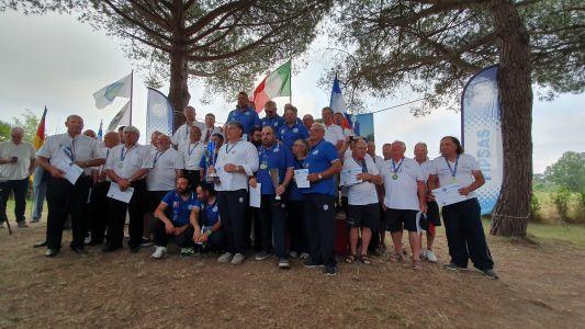MS Itálie 2019 - Radim Kozlovský Mistr světa - Reprezentace ČR handicap