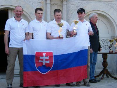 Oficiální tréninkový závod na Mistrovství světa v přívlači ze břehu v Polsku 2012