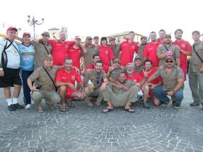 MS Itálie 2011  -přívlač