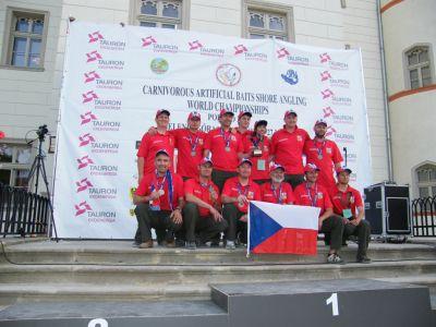 Mistrovství světa v přívlači 2012, Polsko