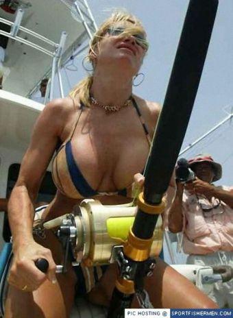 Sexy rybařina
