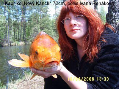 Vaše úlovky - kaprovité rybky
